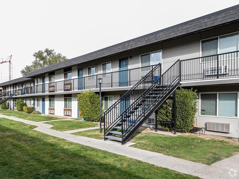 Exterior   Aspire Salt Lake Apartments
