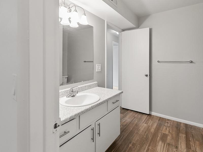 Bathroom Vanity   Aspire West Valley Apartments