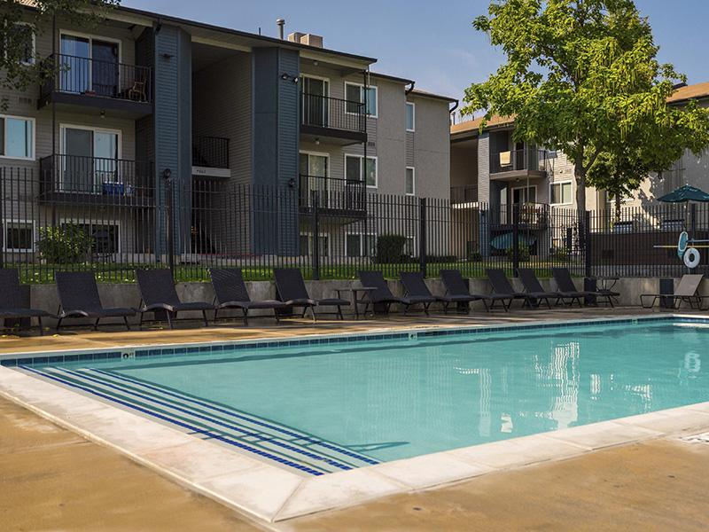 Swimming Pool   Aspire West Valley Apartments