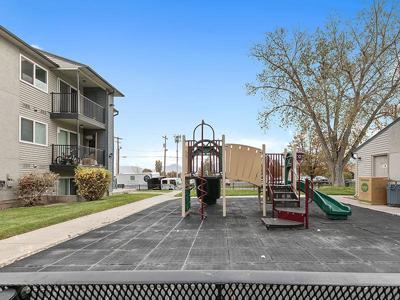 Playground   Aspire West Valley Apartments