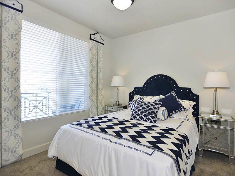 Bedroom | Birkhill Apartments in Murray, UT