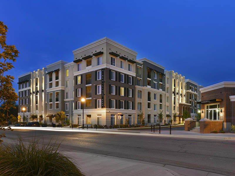 Apartment Exterior | Birkhill Apartments in Murray, UT