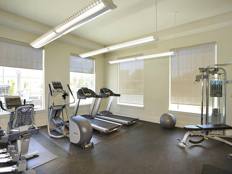 Fitness Center | Birkhill Apartments in Murray, UT