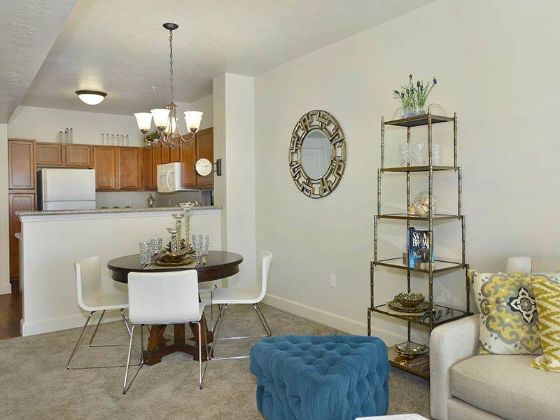 Dining Room | Birkhill Apartments in Murray, UT