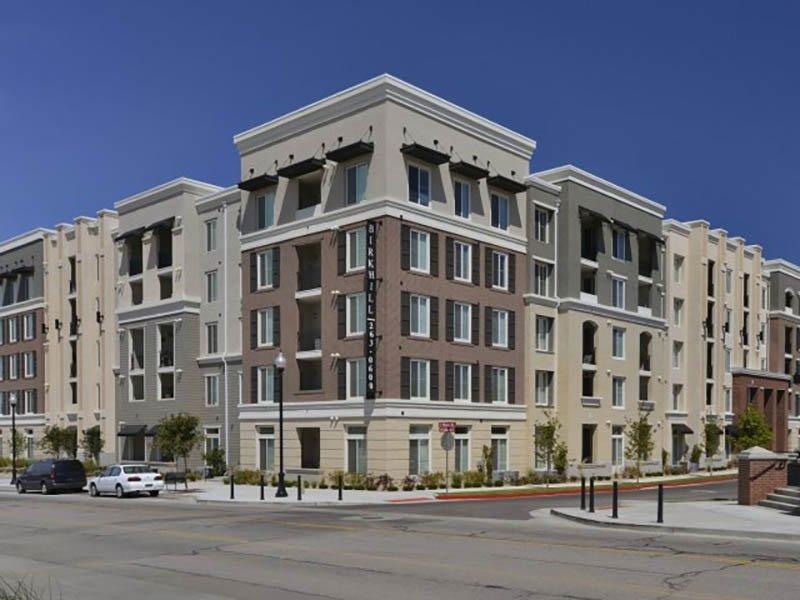 Exterior | Birkhill Apartments in Murray, UT