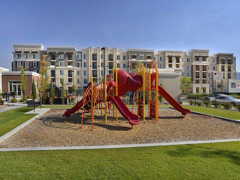Playground | Birkhill Apartments in Murray, UT