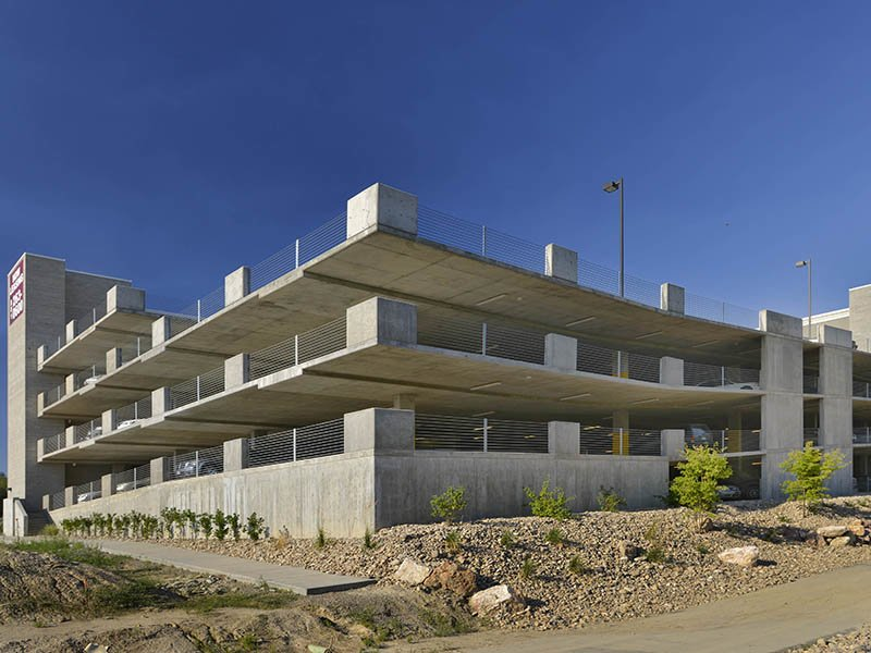 Parking Structure | Birkhill Apartments in Murray, UT