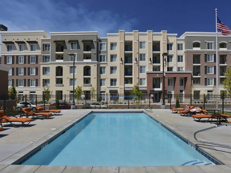Apartments with a Pool in Murray, UT | Birkhill Apartments