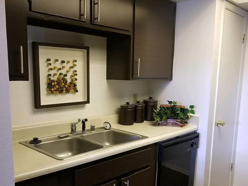 Fully Equipped Kitchen | Butterfield Trail Apartments