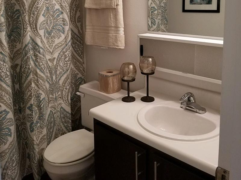 Bathroom | Butterfield Trail Apartments