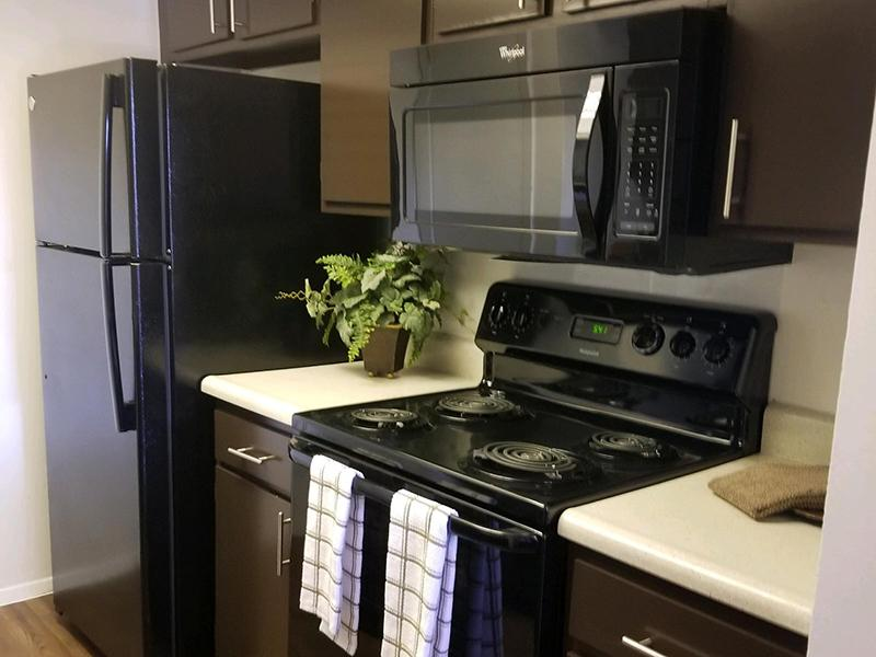 Kitchen | Butterfield Trail Apartments