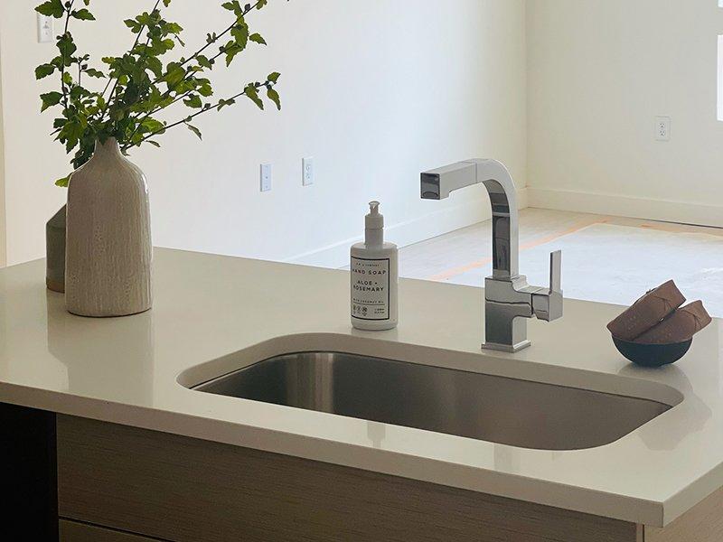 Kitchen Sink   Canyon Vista Apartments in Draper, UT