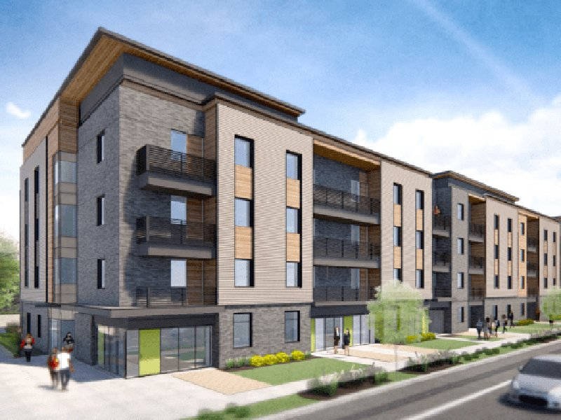 Exterior | Capitol Homes Apartments in Salt Lake City, UT