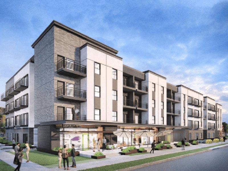 Building Exterior | Capitol Homes Apartments in Salt Lake City, UT