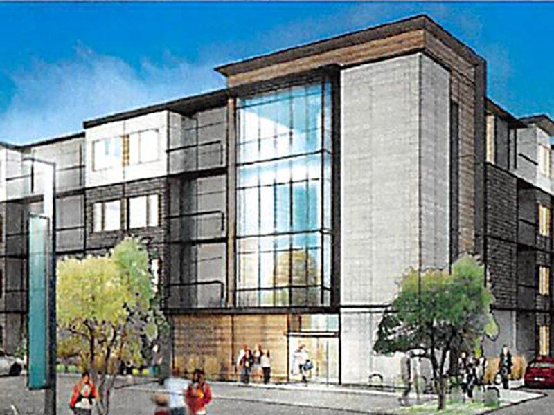 Apartment Exterior | Capitol Homes Apartments in Salt Lake City, UT