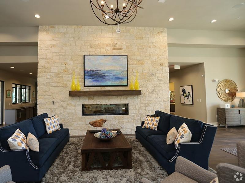 Waiting Area  | Cascadia Apartments