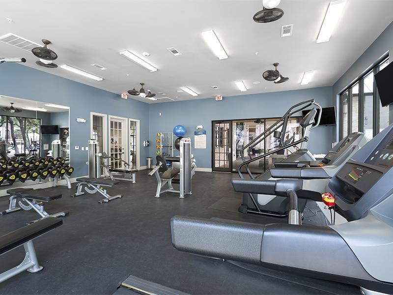 Fitness Center | Cascadia
