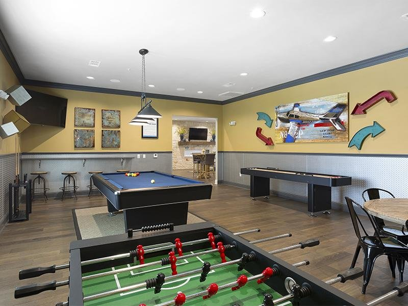Game Room | Cascadia