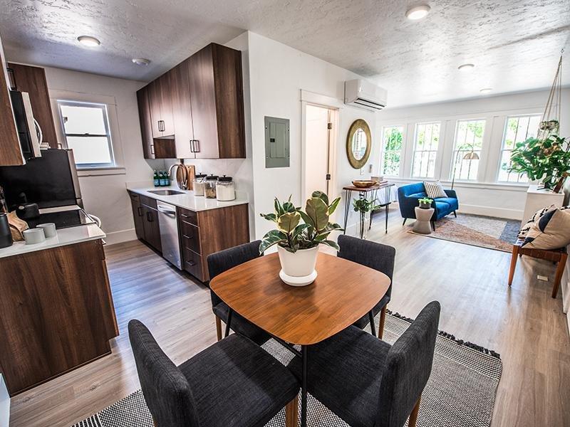 Open Floorplans | Clairmont Apartments in SLC