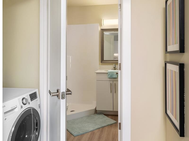 Apartments in Seattle with a Washer & Dryer | Cubix Northgate in Seattle, WA