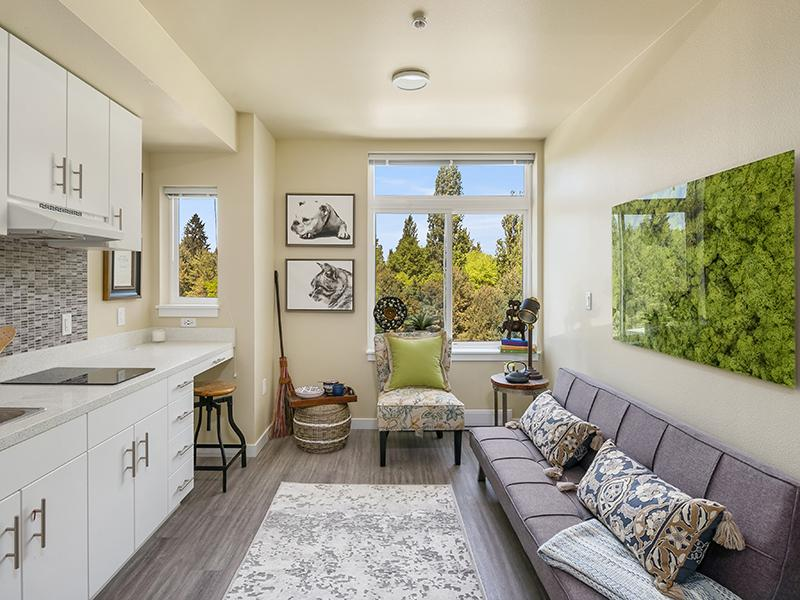 Open Sudio Floorplans | Cubix North Park in Seattle, WA