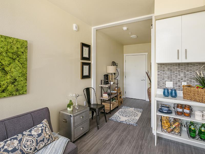 Apartment Entry | Cubix North Park in Seattle, WA