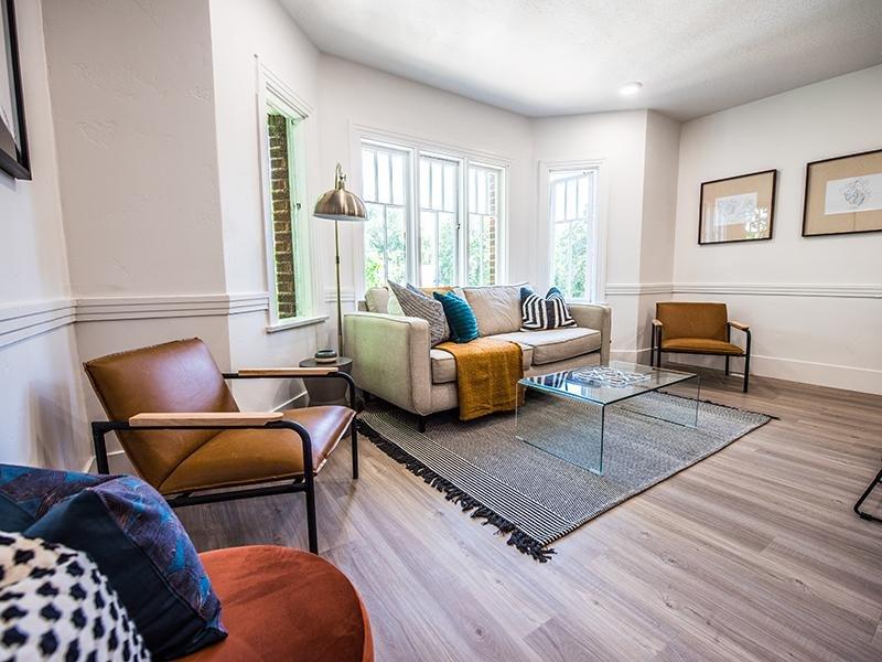 Living Room   Council Crest in Salt Lake City, UT