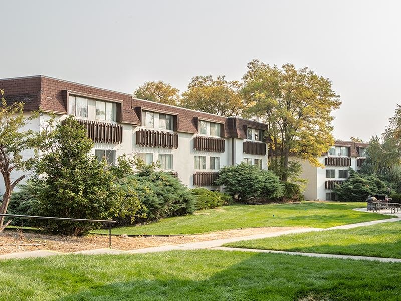 Exterior | Conquistador Apartments