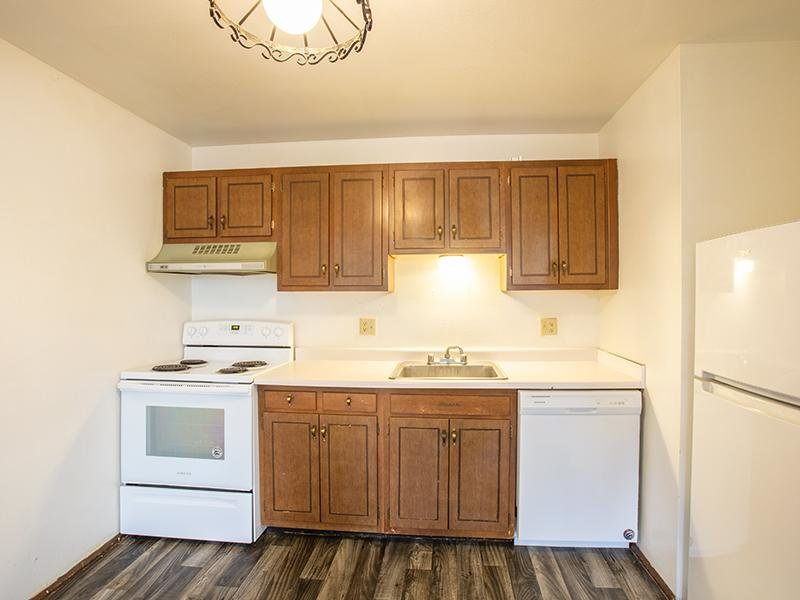Fully Equipped Kitchen | Conquistador Apartments