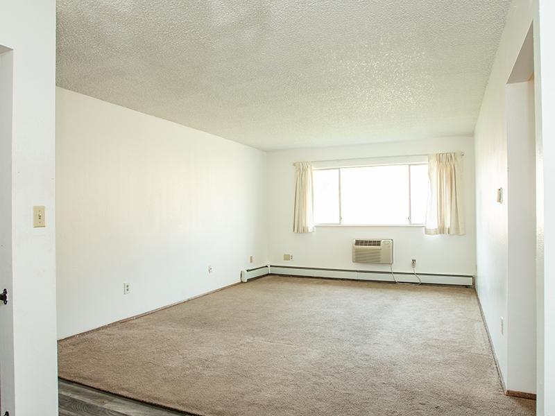 Living Room | Conquistador Apartments