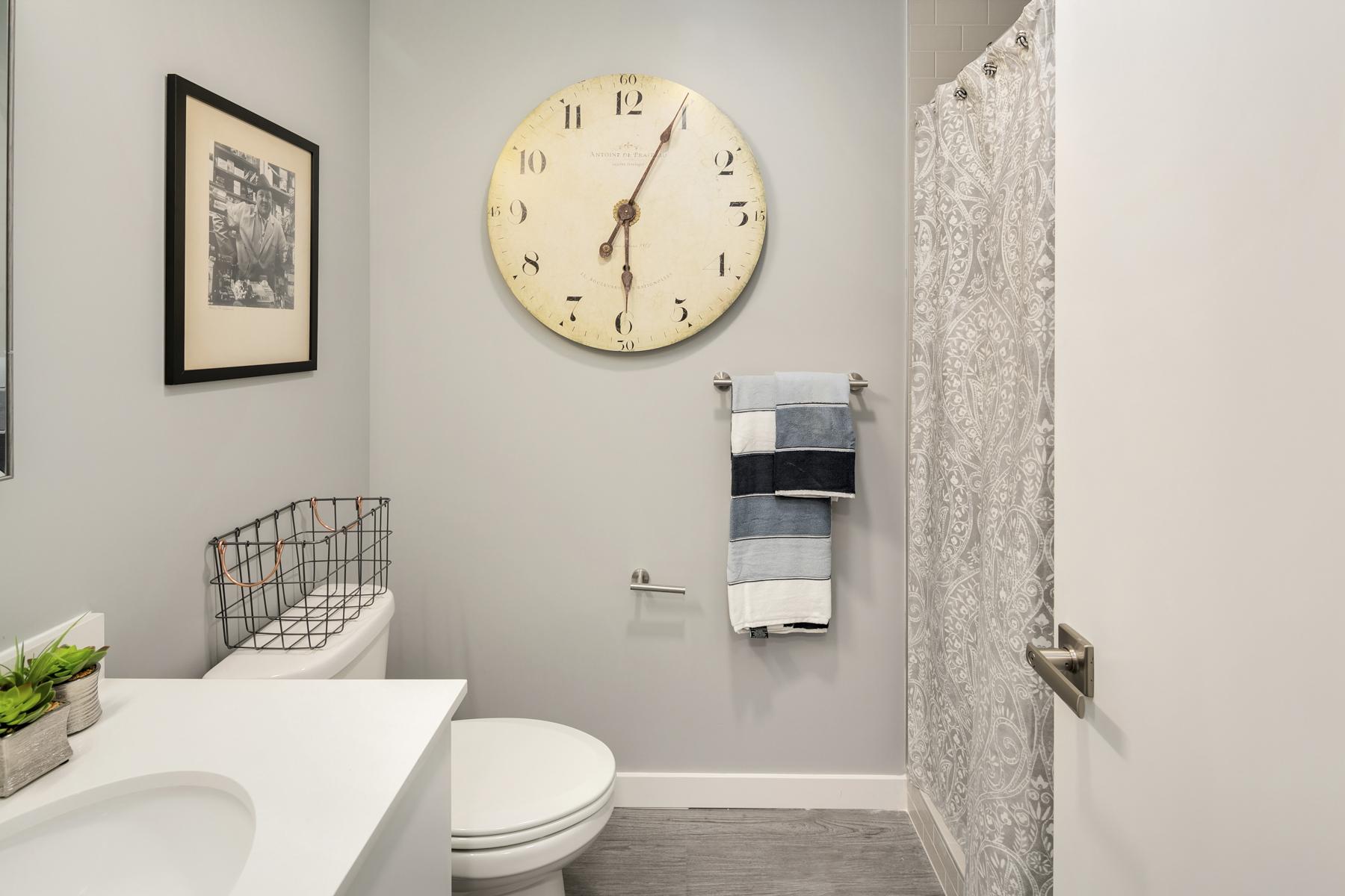 Bathroom | 1 Bedroom | Cubix Crown Hill