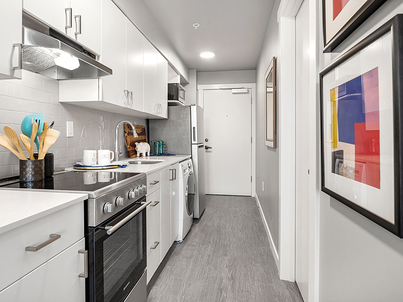 Kitchen | Studio | Cubix Crown Hill