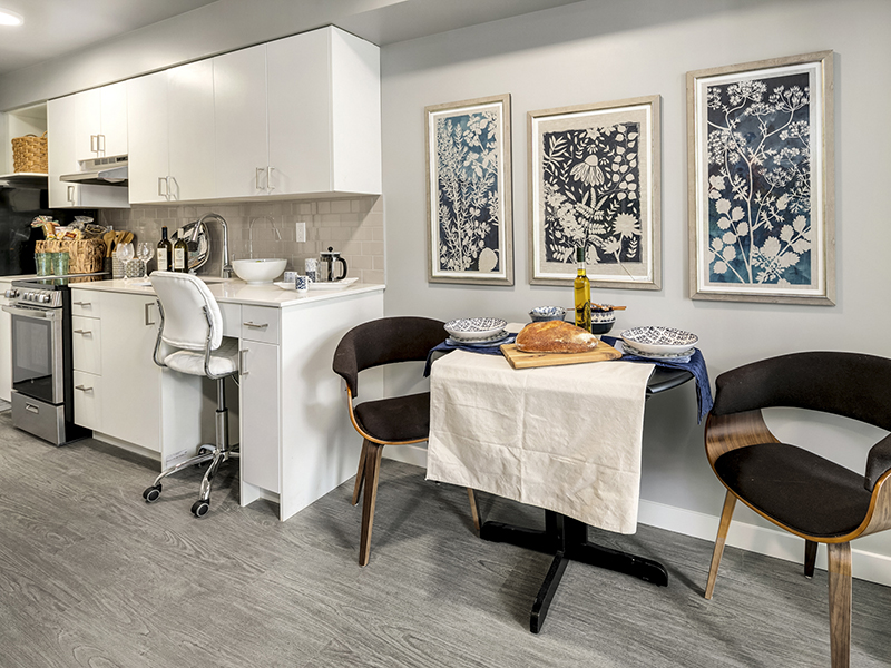 Dining Area | 1 Bedroom | Cubix Crown Hill
