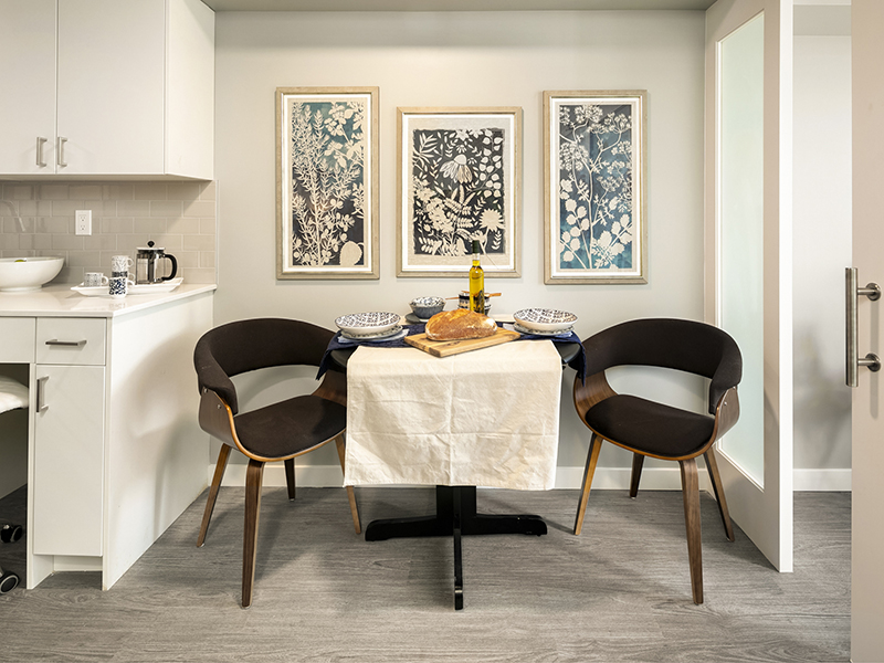 Dining Room | 1 Bedroom | Cubix Crown Hill