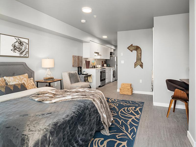 Room | Studio | Cubix Crown Hill