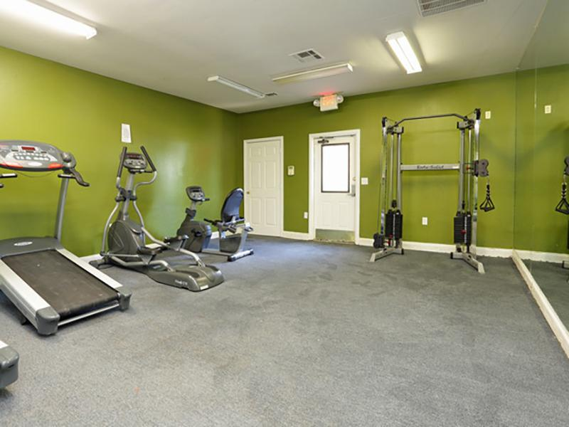 Gym | Greens of Hickory Trails