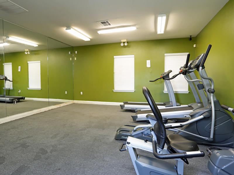 Fitness Center | Greens of Hickory Trails