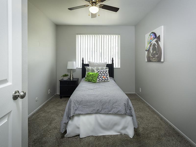 Bedroom | Apartments in West Valley City, UT