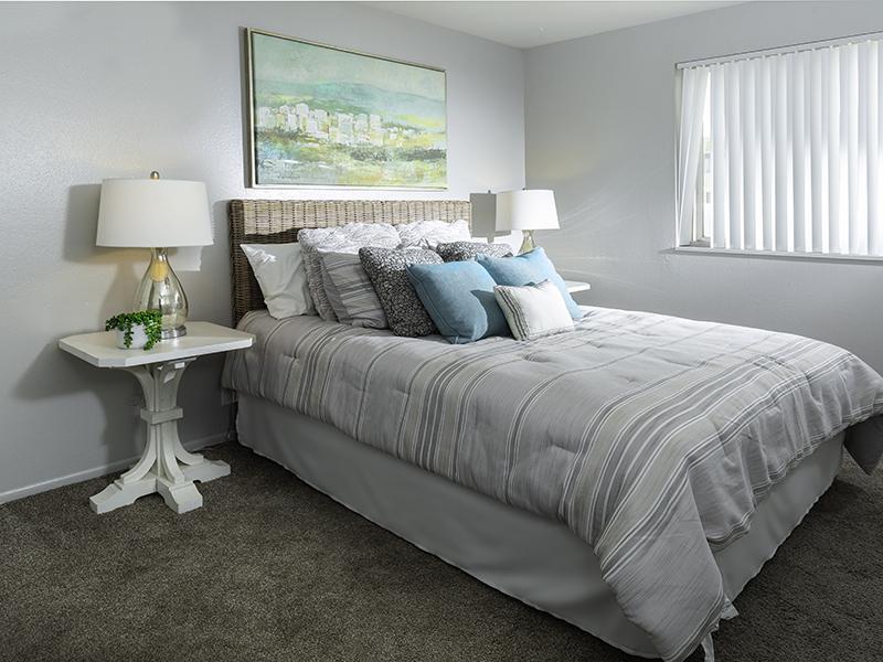 Bedroom | Hidden Pointe Apartments in West Valley City, UT