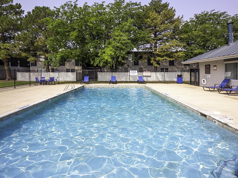 Pool | Hidden Pointe