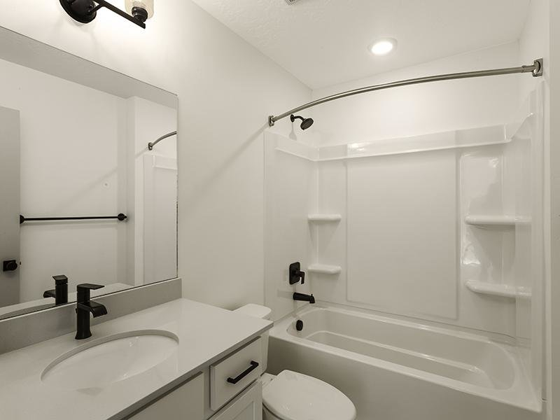 Bathroom | Holbrook Townhomes in Lehi, UT