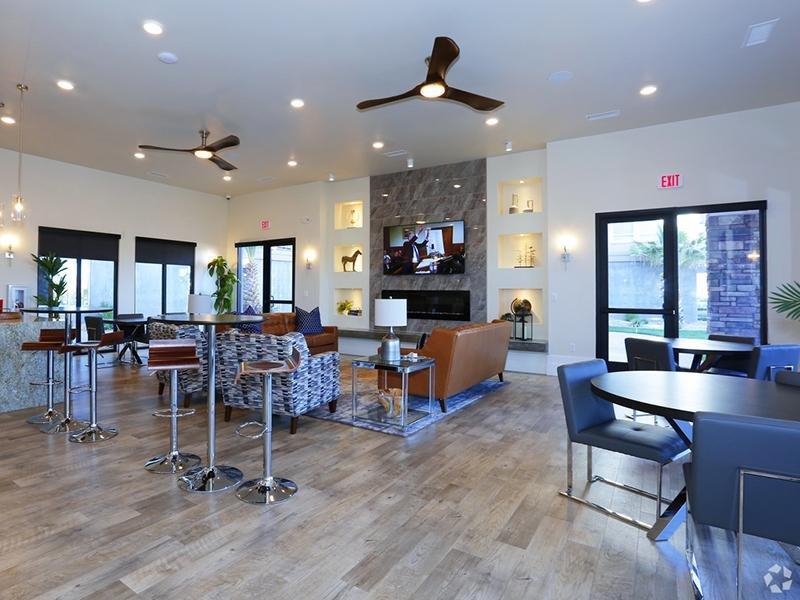 Clubhouse Interior | Legacy Ridge