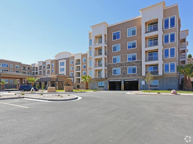 Building Exterior | Legacy Ridge Apartments