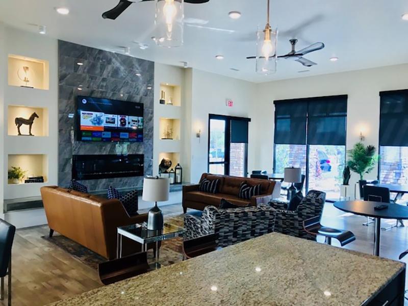 Clubhouse | Legacy Ridge Apartments