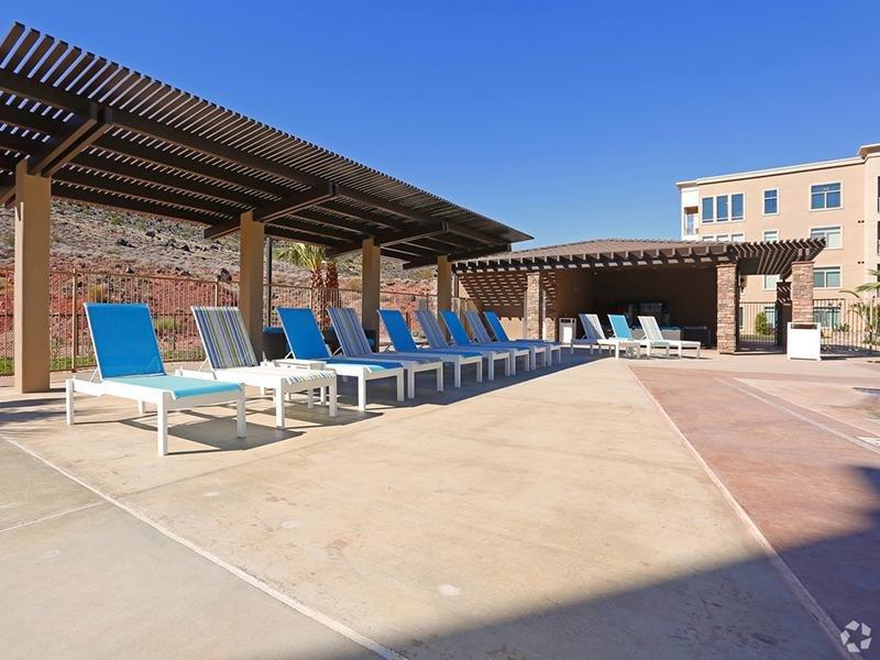 Sundeck | Legacy Ridge Apartments