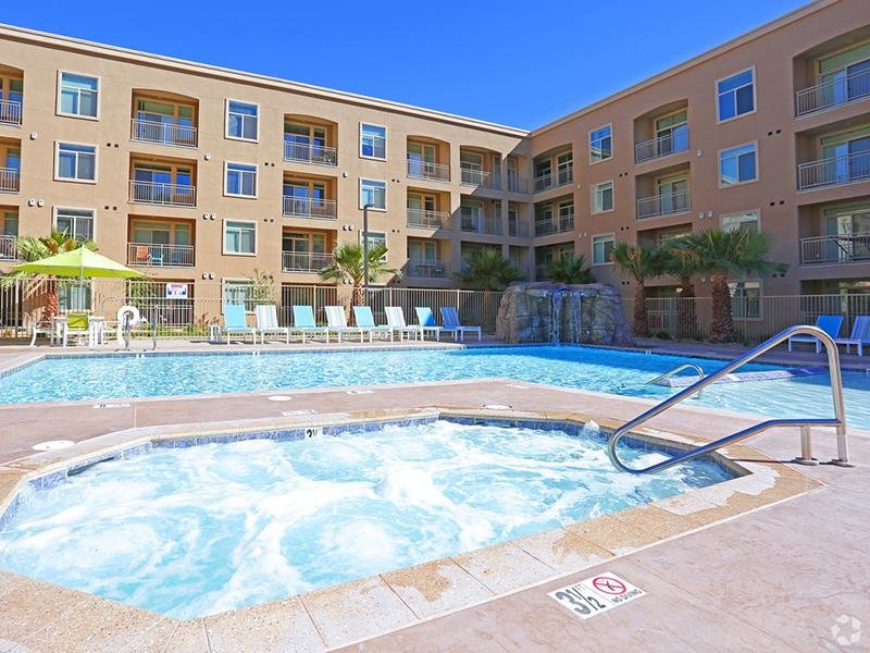 Spa | Legacy Ridge Apartments