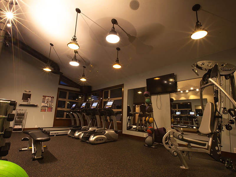 Fitness Center | The Outlook Apartments in Graham, WA