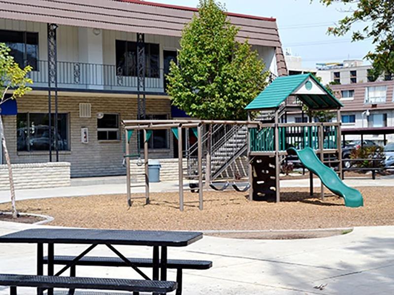 Playground | River Rock