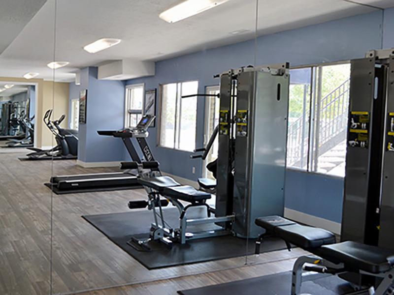 Fitness Center   River Rock