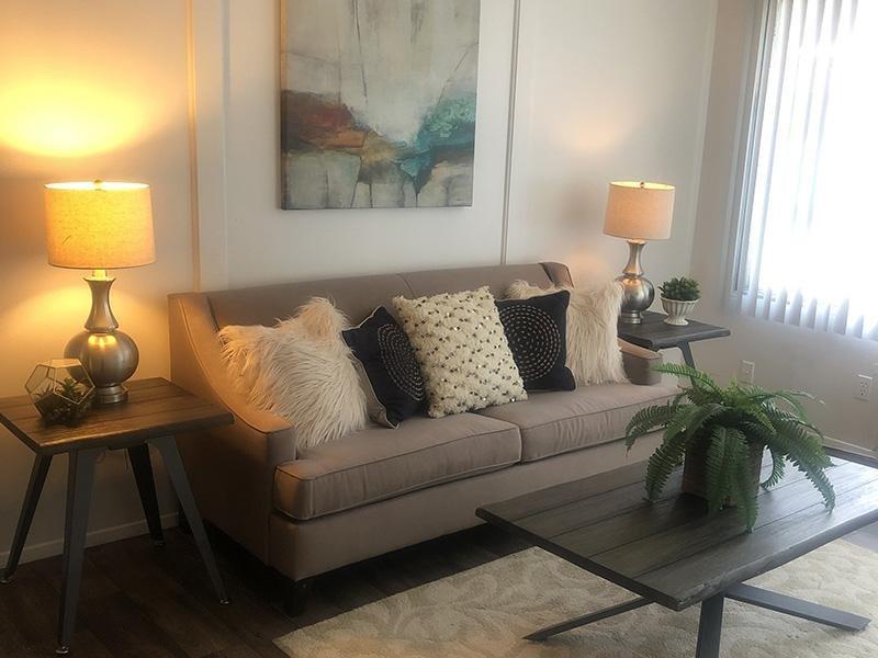 Living Room | River Rock